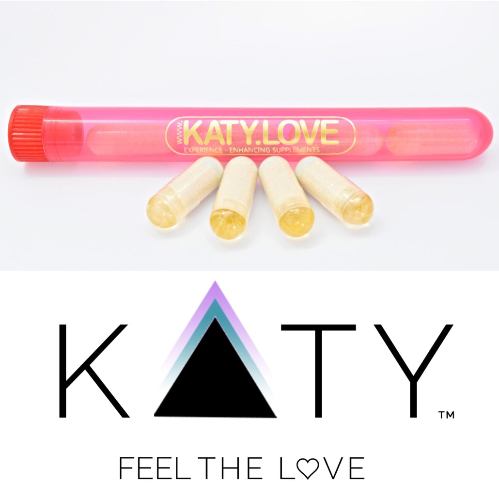KATY (4 capsules) - enhance your FUN.
