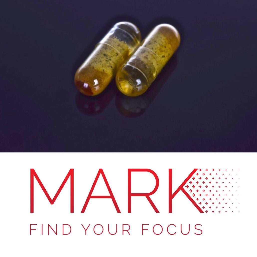 MARK capsule (4 capsules) – enhance your FOCUS.