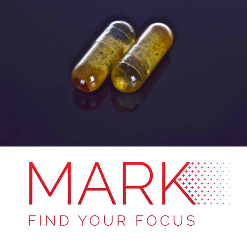 MARK capsule (4 capsules) – enhance your FOCUS. - limitlesslifesupplements