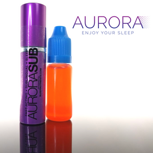 AURORA sleep spray (30 day supply) - enhance your SLEEP. - limitlesslifesupplements
