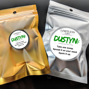 DUSTYN - Enhance Your WEED - Get A Better Buzz (40 Doses) - limitlesslifesupplements