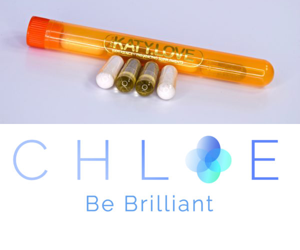 CHLOE (8 capsules) - enhance your CLARITY. - limitlesslifesupplements