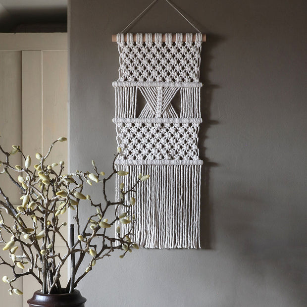 Macrame Wall Hanging Soja UK