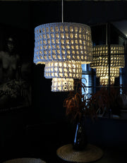 Boho Light Shade - Siilvo - Chandelier Light UK