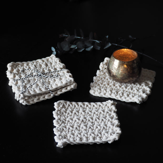 Boho Set Of Coasters - Setina - The Knotted Touch UK