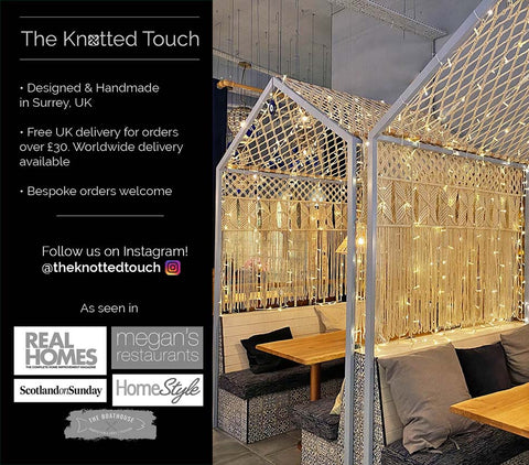 Bespoke Restaurant Decor Booths & Divider Screens