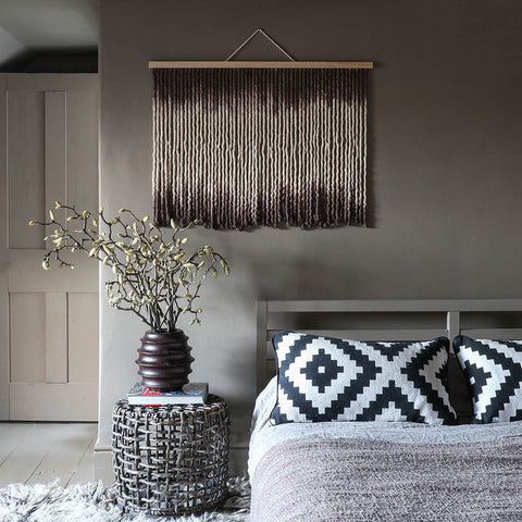 Dip Dye Ombre Wall Hanging - Hilla
