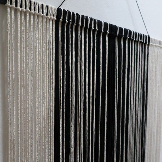 Monochrome Wall Hanging - Taila