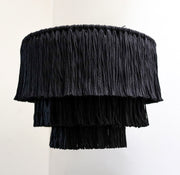 black tassel light shade salono