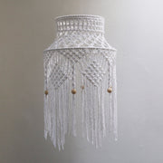 Macrame Boho Light Shade Natural - Crista