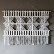Boho Wall Hanging - Fiber Art UK - Billy