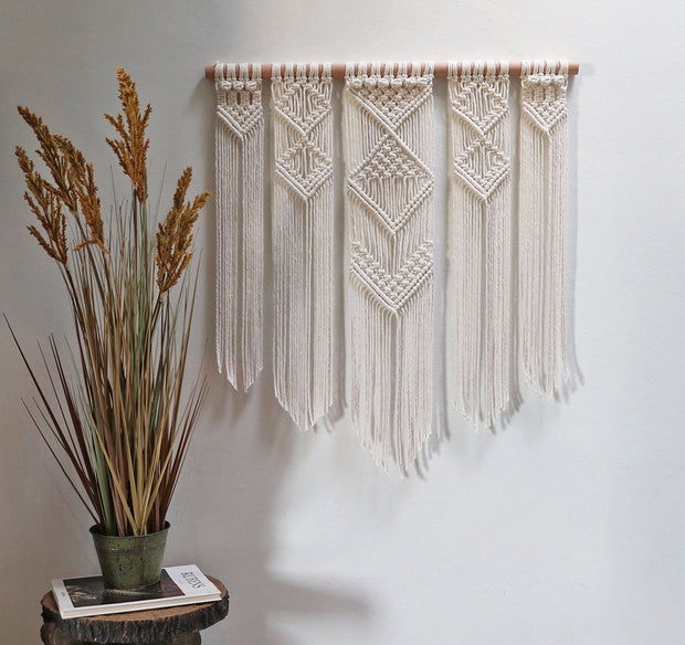 boho wall hanging uk rosina
