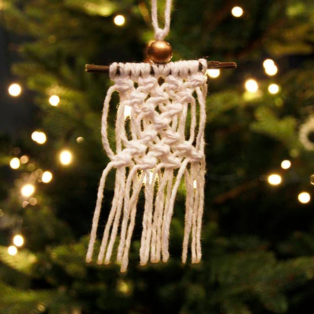 Boho Christmas Tree Decoration – Polo