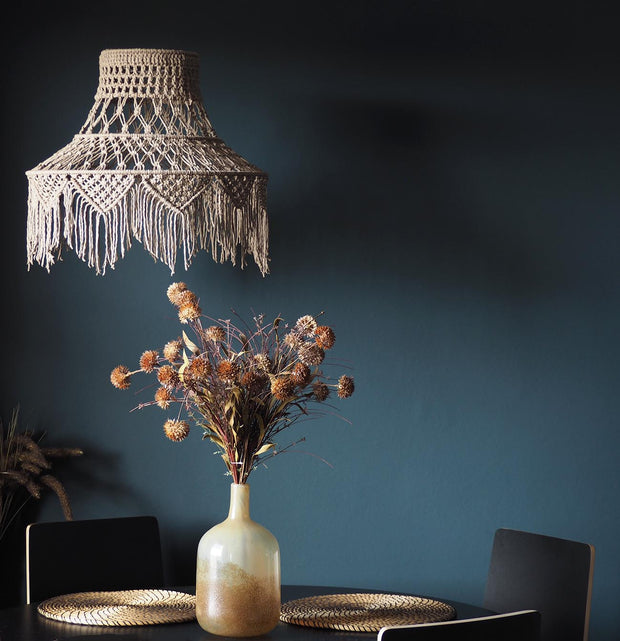macrame light shade uk - roxana