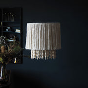 Tassel Ceiling Light Shade – Tamila