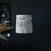 Boho Macrame Light Shade Ceiling Light - Gaseta
