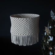 Boho Tassel Macrame Light Shade – Perona