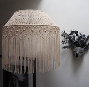 Boho Macrame Light Shade - Gabriela