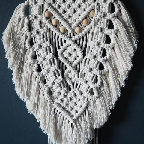 Boho Macrame Wall Hanging UK - Sabina