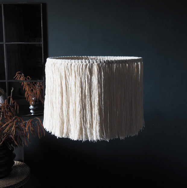 Tassel Light Shade – Pula