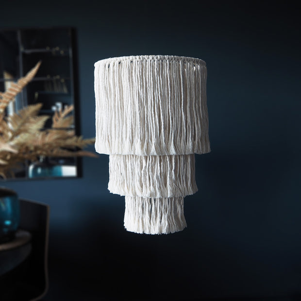 Boho Tassel Light Chandelier - UK