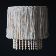 Tassel Fringe Ceiling Light Shade – Tamila