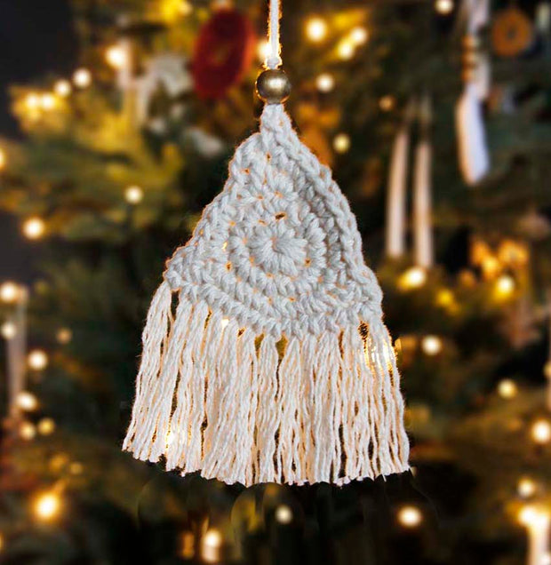Boho Christmas Tree Decoration –  Polimo