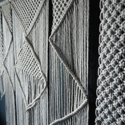 Extra Large Macrame Wall Hanging 1500x1500mm - Presta Large