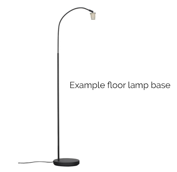 floor lamp base