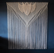 Giant Macrame Wall Hanging/Curtain – Filorina 2m Wide