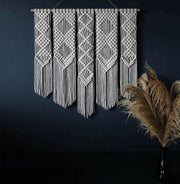 large boho macrame wall hanging Oltina -boho wall hangings uk