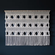 Large Macrame Wall Hanging UK - Timano