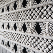 Large Macrame Wall Hanging - Timano