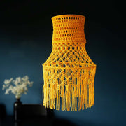 Yellow Boho Lampshade - Salion