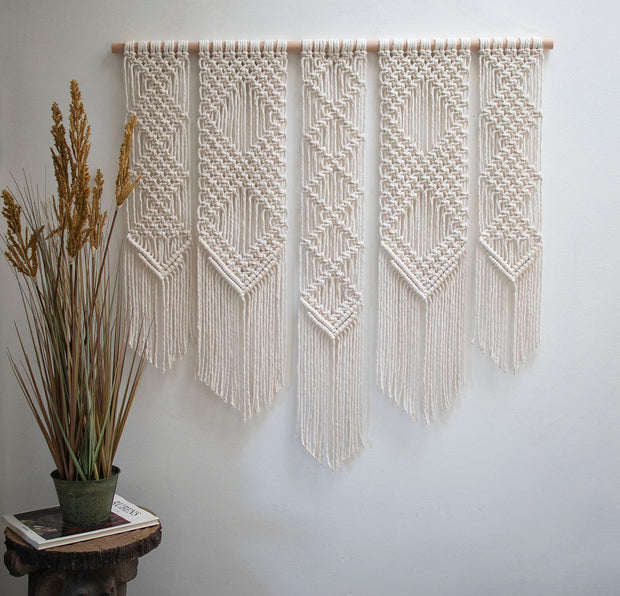 large boho wall hanging oltina