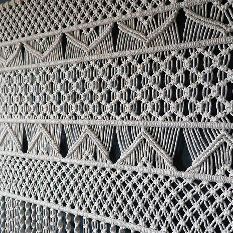 Copy of Large Macrame Wall Hanging/Room Divider – Hanso wall deco
