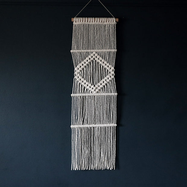 Boho Macrame Wall Hanging - Monolo Uk