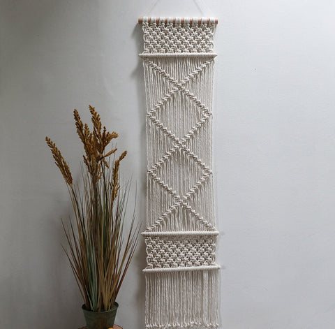 Boho Macrame Wall Hanging - Zila UK