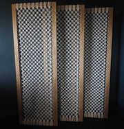 Macrame Room Divider - 3 Screens/Frames