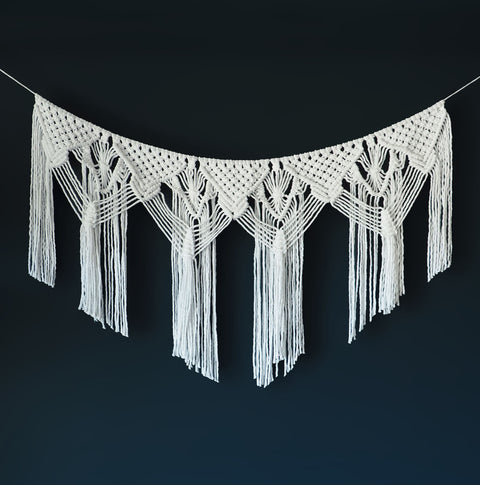 Macrame Wall Hanging – Lorina Short