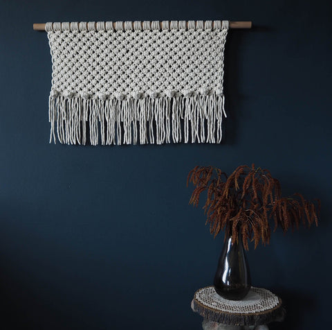Macrame Wall Hanging – Lucy, The Knotted Touch UK