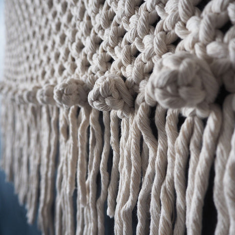 Macrame Wall Hanging – Lucy, Handmade in the UK