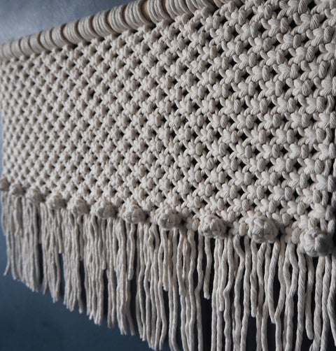 Macrame Wall Hanging – Lucy, The Knotted Touch