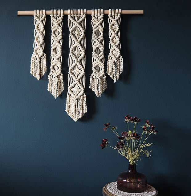 Macrame Wall Hanging UK – Modeno - wall tapestry