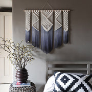 Navy Blue Wall Hanging Presta