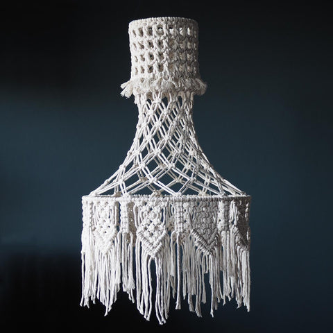 Quirky Boho Chandelier/Pendant Light – Sheron