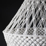 Boho Macrame Lamp Light Shade – Miliano