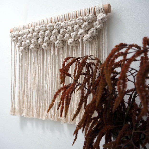 Macrame Wall Hanging - Sera, The Knotted Touch UK