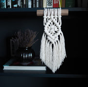 small macrame wall hanging decor - oliviana