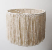 Tassel Light Shade - Pula - 40cm dia
